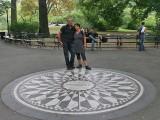Strawberry Fields - Imagine - John Lennon Memorial
