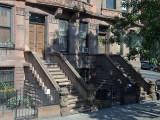 Houses in Harlem