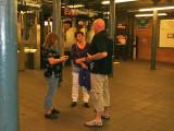 50 Street Subway Station