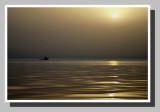 Sunrise in the Persian Gulf