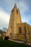 Yaxley Church