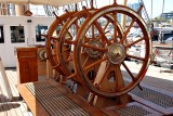 Aboard the Barque Eagle