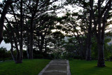 Wayfarers Chapel, Palos Verdes (grounds)