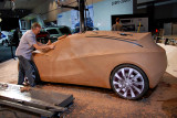 Moulding a full size model