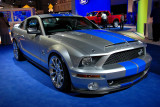 40th anniversary Shelby Mustang