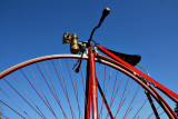 1876 Rudge - high wheel or penny-farthing