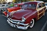 1951 Ford (Shoebox) woodie