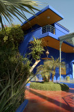 Islamic Art Museum in Majorelle Gardens