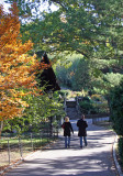 Shakespeare Garden Area - Main Entrance Approach
