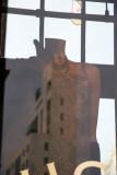 Burberry Window Reflection