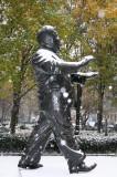 Mayor LaGuardia Statue