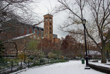 NYU Law School & Judson Church at Washington Square South