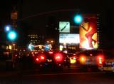 NOHO Night View from Bond Street