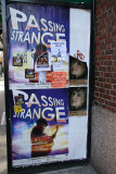 Passing Strange Broadway Show Posters