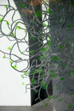 'Planting Season' Sculpture - NYU Broadway Windows