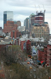 Daybreak - Downtown Manhattan