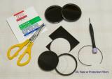 Making IR Filters