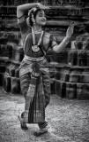 Temple dancer