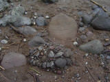This rock is a conglomerate I think...