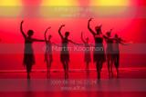 Eindvoorstelling Balletstudio Marieke van der Heijden 2009