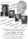 Hommage an Nat King Cole, Gasthaus Thurner, 5. Juni 2009