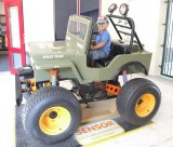 12.08.2007 ... Yep ...big jeep !!! ... 02