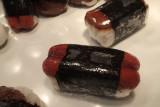 hotdog sushi