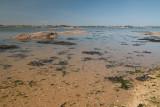 Carantec - La plage de la Grève blanche
