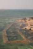 Vieux port englouti à Roscoff