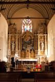 Intérieur de l'église de Roscoff