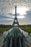 Les canons des Jardins du Trocadéro
