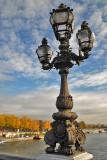 Détail du Pont Alexandre III