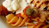 chicken + pasta