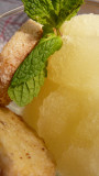 lime sherbet