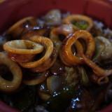 szechuan squid