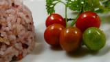 kintoman rice + tomatoes