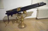 An Austrian Gatling gun