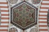 Domes in the Üç Serefeli Mosque