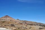 Cerro Rico in Potosi
