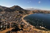 Copacabana and Lago Titicaca