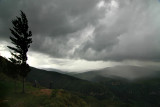 Storm Over Samaipata