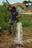 Well Drilling in Nueva Esperanza