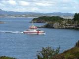 Rescue boat-Kristian Gerhard Jebsen in Rongsund