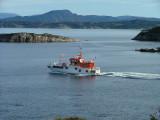 Pilot boat from Fedje in Rongesund