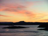 Late evening at Rongesund