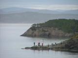 Fishing in Rongesund Norway