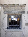 Window in an Adobe Wall