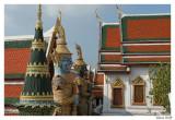 Gardiens temples