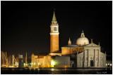 San Giorgio by night