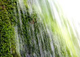 Waterfall over Moss